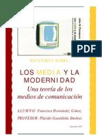 Recension Sobre Los Media y La Modern Id Ad