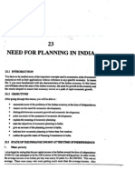 Objectives of Economic Planning in India