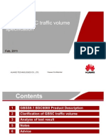 Huawei GBSC Traffic Capability Clarification