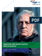 age uk expert series - supporting older people in prison - june 2011