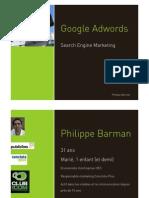 Google Adwords Barman
