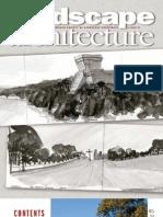 Landscape Architecture - June 2009