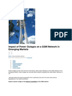Power in Gsm