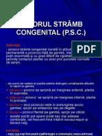 PICIORUL-STRÂMB-CONGENITAL