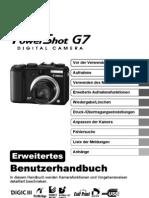 PowerShot G7 ADVCUG Deu Toc