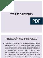 TEORÍAS ORIENTALES