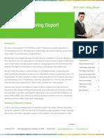 Online Giving Report