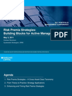 Risk Premia Strategies b 102727740