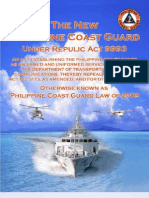 Coast Guard Law 2009