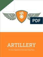 Artillery GA Slides