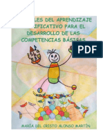 Variables Del Aprendizaje Significativo Para El Desarrollo de Las Competencias Basicas