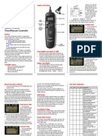 Cdlc Tc-80n3 Quick Guide