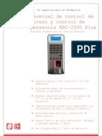 NAC-2500 Plus_ct_ESP