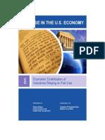 CCIA-Fair Use in the US Economy