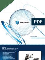 Piaggio Range 2011