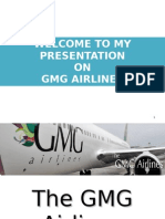 GMG Airline