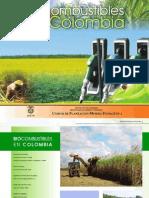 Bio Combustibles en Colombia