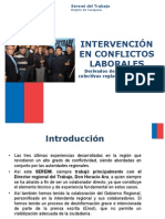 Mediación en Conflictos Laborales en Tarapacá