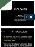 Ciclones Final