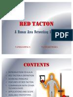 RedTacton Presentation