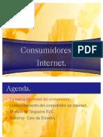 GNE - Comportamiento del Consumidor en Internet.