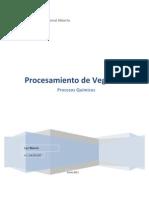 Trabajo Práctico de procesos quimicos