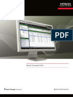 Hitachi Command Suite (HCS) Brochure