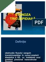 stenoza tricuspidiana