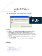 Comandos Windows