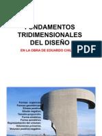 Fundamentos del diseño en la obra de Chillida