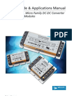DC-DC Fas Trak Apps Manual