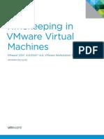 Timekeeping in Virtual Machines