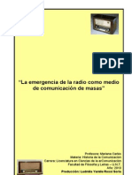 Monografia Radio Lud