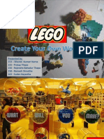 A Case Study Report on Legos