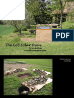 The Cob Solar Oven