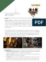 Dragon's Dogma - Clases de Personajes y Evolucion