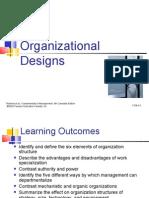 Org Design