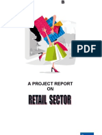 13886515 Retail Sector Project Report