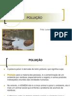 Aula 3 - POLUIÇÃO