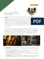 Dragon's Dogma - Informacion