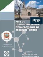 Plan Desarrollo Urbano Lircay