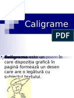 Caligrame