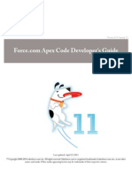 Sales Force Apex Language Reference