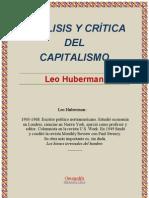 Leo Huberman - Análisis y crítica del capitalismo.