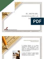 Arte Del Coaching en La Docencia