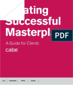 Creating Successful Master Plans