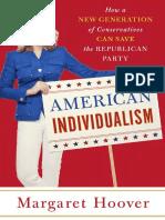 American Individualism by Margaret Hoover - Excerpt