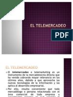 EL TELEMERCADEO