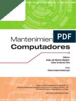 Mantenimiento de Computadores