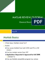 MatlabReview_Week1